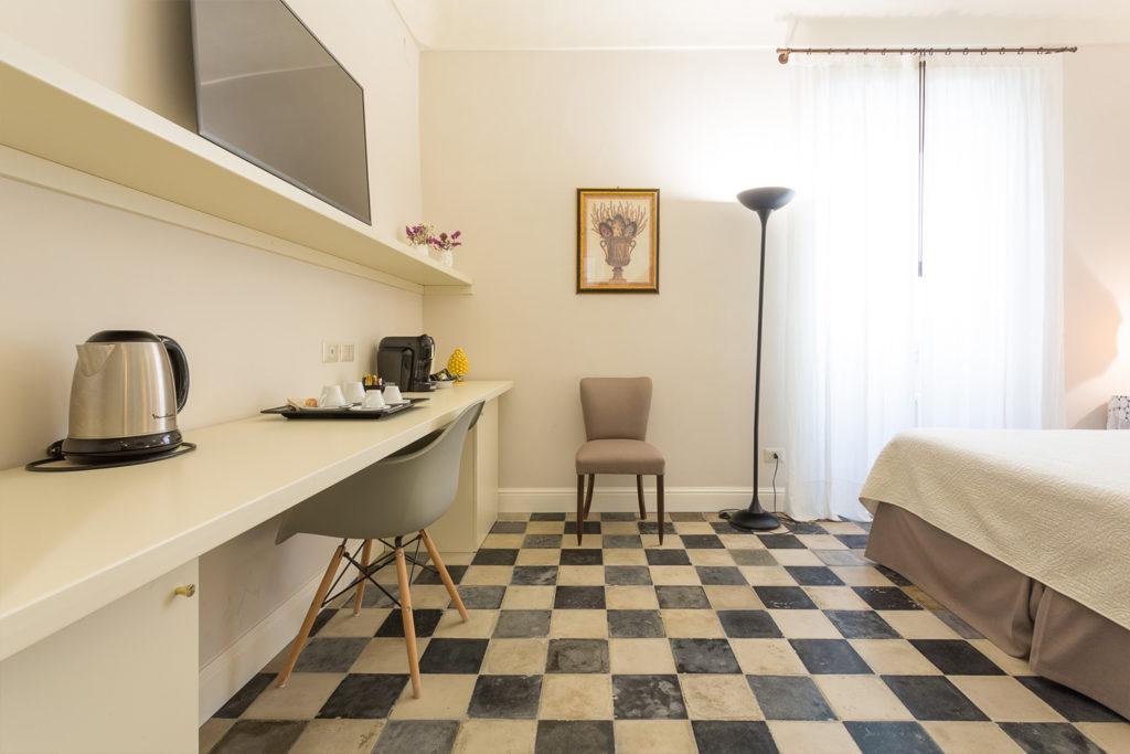 Deluxe Room 'Campanile' - Vista laterale