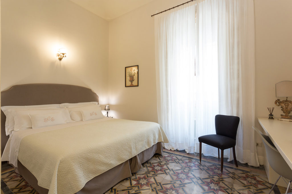 San Carlo Suites Noto - Deluxe Room Infiorata