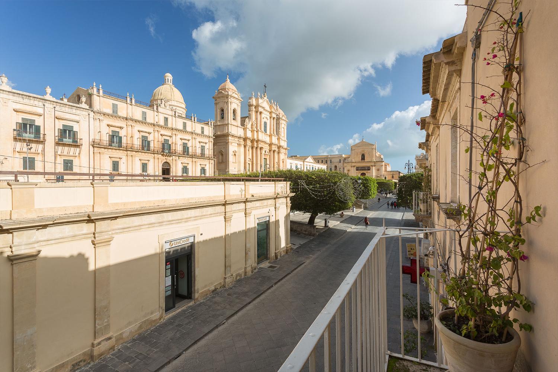 Suite 'San Carlo' - Vista