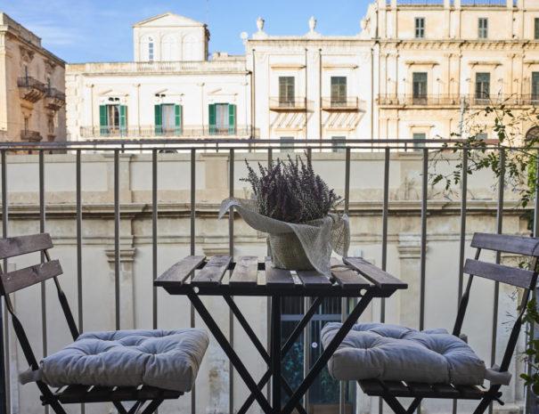 San Carlo Suites - Balcony