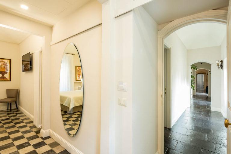 San Carlo Suites Noto - Deluxe Room Mascheroni - Entrata