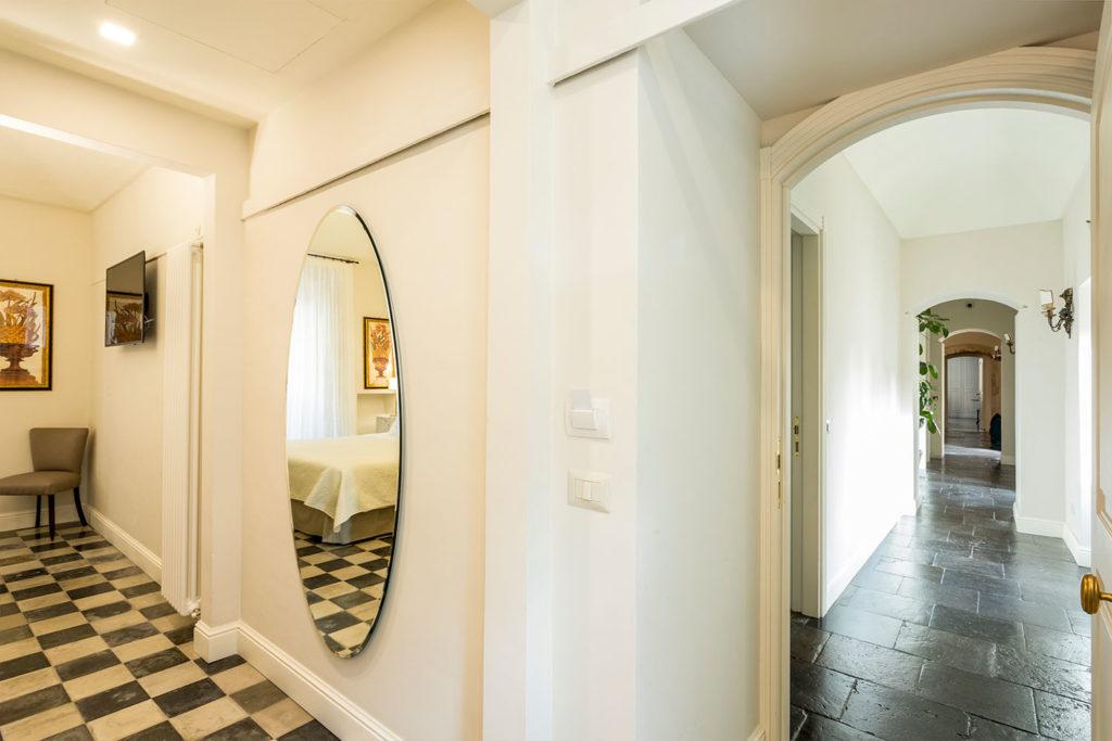 San Carlo Suites Noto - Deluxe Room Mascheroni - Entrance