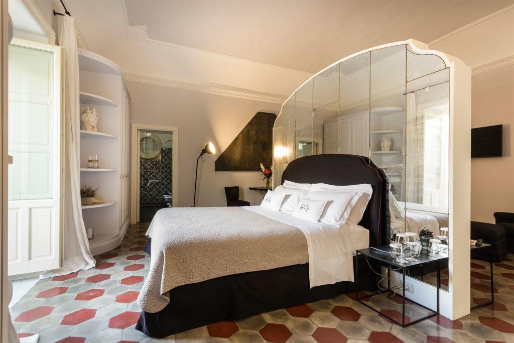San Carlo Suites Noto - Suite San Carlo - Living