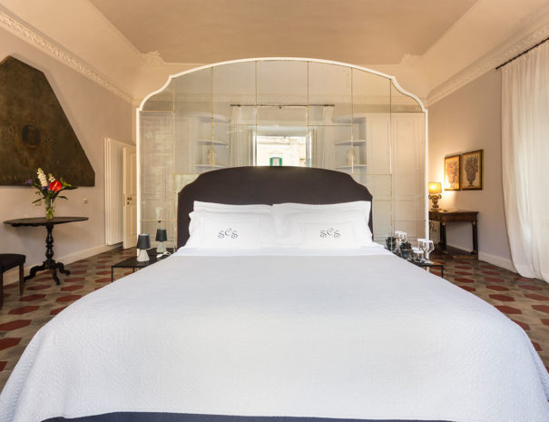San Carlo Suites Noto - Suite San Carlo - KingSize Bed