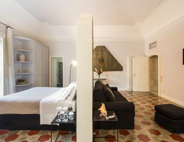San Carlo Suites Noto - Suite San Carlo Vista laterale