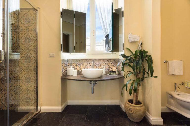 San Carlo Suites Noto - Suite San Nicolò - Bathroom