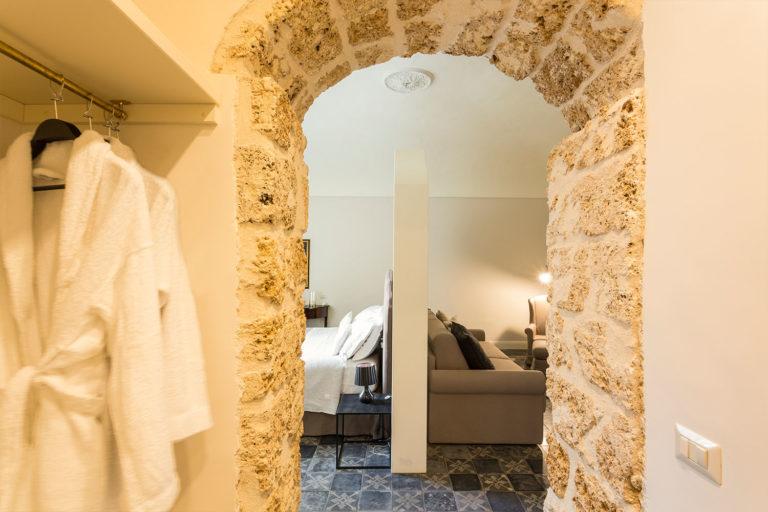 San Carlo Suites Noto - Suite San Nicolò - Dettaglio entrata