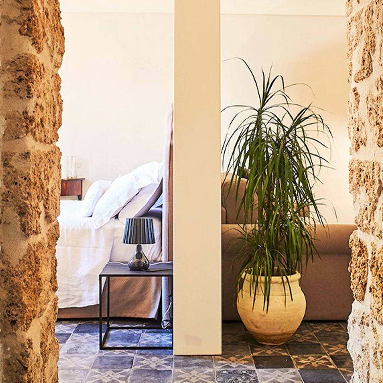San Carlo Suites - Suite San Nicolò - Entrata