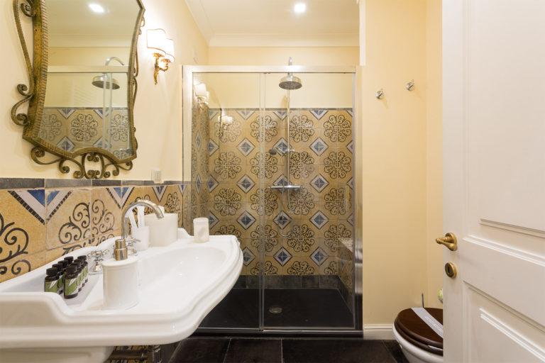 San Carlo Suites Noto - Deluxe Room Infiorata - Bathroom