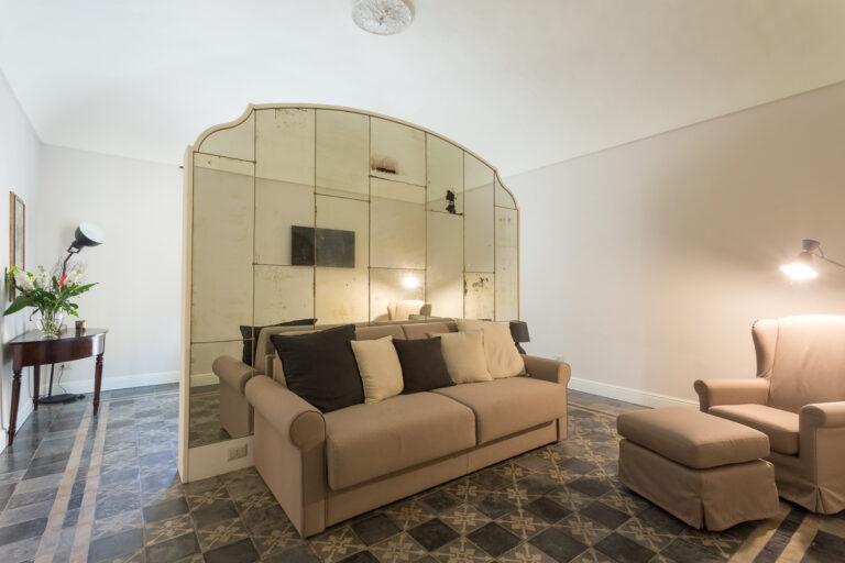 San Carlo Suites Noto - Suite San Nicolò - Living